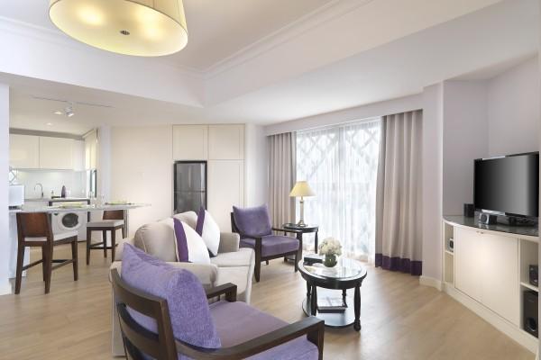 Duta高级双卧室公寓